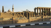 Luxor Temple in Egypt — Stock Photo