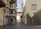 Wertheim Old Town city view — Stock Photo