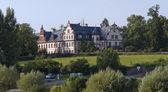 Idyllic castle near Wertheim am Main — Stock Photo