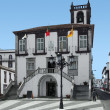 City hall at Ponta Delgada - Stock Photo