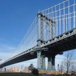 Manhattan Bridge in New York — Stock Photo #7238711