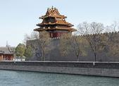 Around Forbidden City in Beijing — Stock Photo