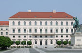 Palais Ludwig Ferdinand in Munich — Stock Photo