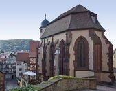 Kilianskapelle in Wertheim am Main — Stock Photo
