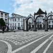 Stock Photo: Urbscenery at PontDelgada