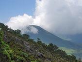Mount Gahinga in Uganda — Foto de Stock