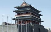 Zhengyangmen Gatehouse — Stock Photo