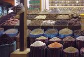 Bazaar in Aswan — Stock Photo