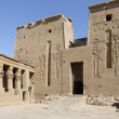 Stock Photo: Temple of Isis detail