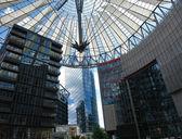 Around Potsdamer Platz in Berlin — Stock Photo