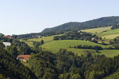 Hilly Black Forest scenery — Stock Photo