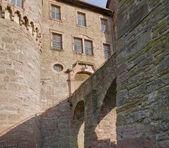 Sunny Wertheim Castle detail — Stock Photo