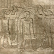 Stock Photo: Relief at Temple of Kom Ombo