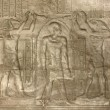 Relief at the Temple of Kom Ombo — Stock fotografie