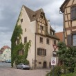Stock Photo: Pictorial house in Selestat