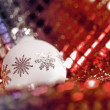 Christmas bauble — Stock Photo #7344898