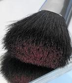 Make-up brush tip — Stock Photo
