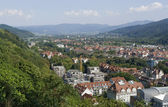 Freiburg im Breisgau at summer time — 图库照片