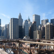 New York skyline - Foto Stock