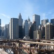 New York skyline - Foto de Stock