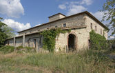 Around San Regolo in Chianti — Stock Photo