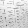 Abstract cabinet — Stock Photo