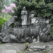 Statue near Xian — Stock Photo