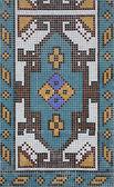 Abstract mosaic detail — Stock Photo