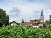 Mittelbergheim in Alsace — Stock Photo