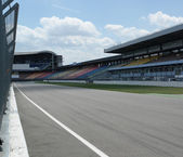 Hockenheimring — Stock Photo