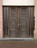 Entrance in Miltenberg — Stock Photo