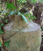 Old amphora — Stock Photo