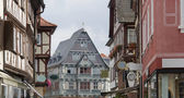 Miltenberg city view — Stock Photo