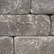 Stock Photo: Dry masonry wall detail