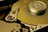 Symbolische gegevens corrosie — Stockfoto