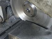 Circular saw — Stock Photo