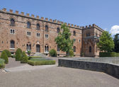 Castle of Brolio — Stock Photo