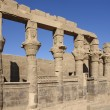 Temple of Philae in Egypt - Stock Photo