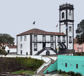 Building at Ponta Delgada — Stock Photo