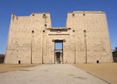 Temple of Edfu — Stock Photo