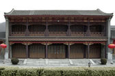 Building near Badaling — Stock Photo