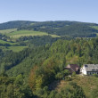 Aerial Black Forest scenery — Stock Photo