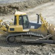 Quarry digger — Stock Photo