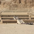 Stock Photo: Mortuary Temple of Hatshepsut