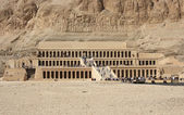 Mortuary Temple of Hatshepsut — Stock Photo