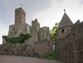 Wertheim Castle in Germany — Stock Photo