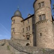 Wertheim Castle detail at summer time — Stock Photo #7492874