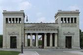 Propylaeum in Munich — Stock Photo