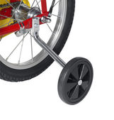 Stabilizer on a bicycle — Stock Photo