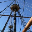 Mayflower 2nd detail — Stock Photo